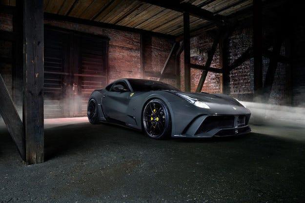 Novitec Rosso N-Largo S: Яка промяна за Ferrari F12 Berlinetta
