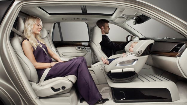 Volvo S90 Excellence е произведение на изкуството