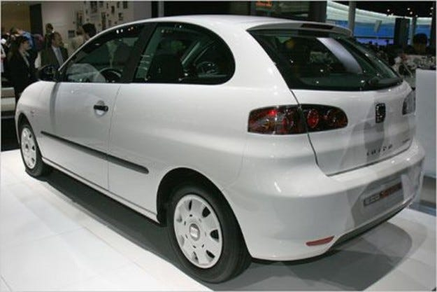 Ibiza Ecomotive