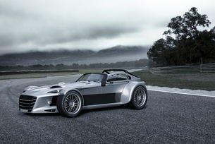 Роудстърът Donkervoort D8 GTO-RS със сериозни амбиции