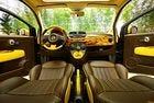 Aznom Fiat 500: Италиански лайфстайл