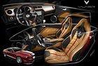 Vilner's 20th Anniversary Shelby Mustang GT500 Super Snake