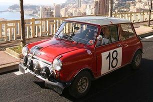 Mini Cooper S Rallye