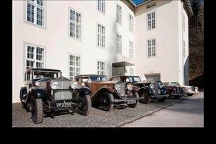 Музеят на Rolls-Royce в Дорнбирн