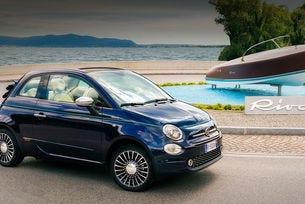 Семейството Fiat 500 се сроди с производител на яхти