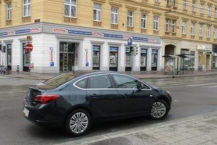 Opel Astra LPG