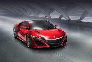 От Acura NSX инженерите ще направят моделна фамилия