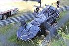 Разби се най-скъпият суперавтомобил в света на Нюрбургринг