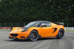 Lotus Elise Race 250: Състезателят Elise само за писта