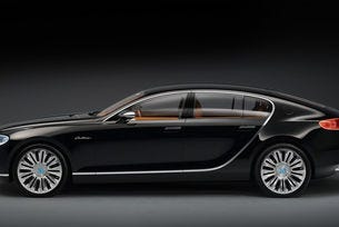 За супер хечбека Bugatti Galibier се появява нов шанс
