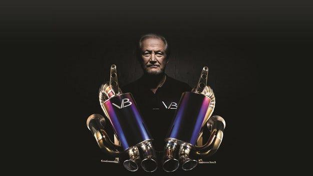 Легендарният Валентино Балбони основа туниниг студио