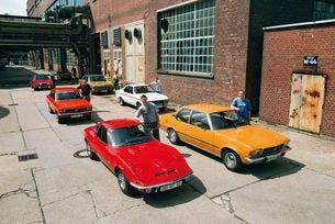 Когато Opel беше № 1: Седем модела от 70-те години