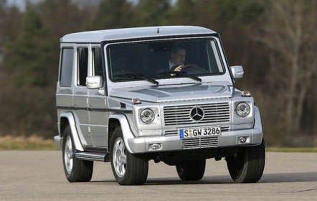 Mercedes G 320 CDI