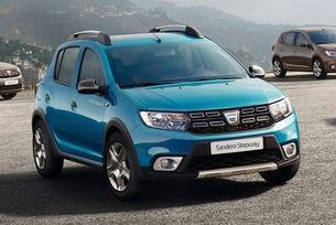 Представят обновените Dacia Logan и Sandero в Париж
