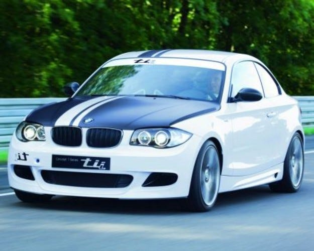 BMW Първа серия tii-Concept
