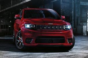В Париж ще видим гамата на Jeep Grand Cherokee 2017