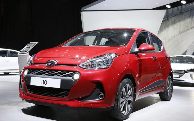 Hyundai Motor с последни новости в експозицията в Париж