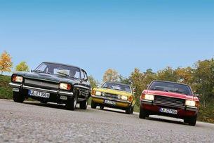 Ford Capri, Taunus и Granada: Три култови купета от Кьолн