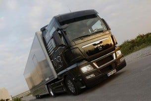 """MAN TGX и TGS са """"Камион на годината за 2008"""""""