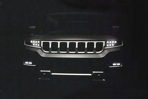 Публикуваха първите изображения на Jeep Grand Wagoneer