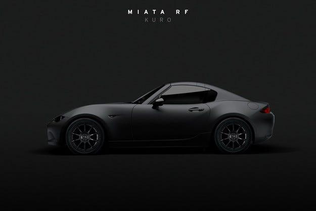 В програмата на Mazda два нови концепта на MX-5