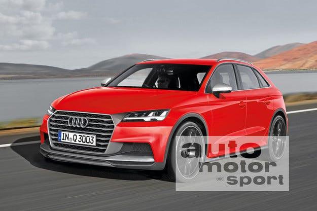 Audi отлага представянето на новите модели A3 и Q4