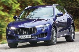 С този модела Maserati навлиза в напълно нов за марката сегмент.