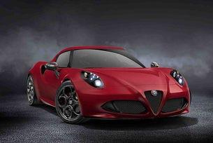 Alfa Romeo 4C: Специалното Rosso Forte само в 20 броя