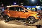 Ford показа кросоувъра EcoSport за американския пазар
