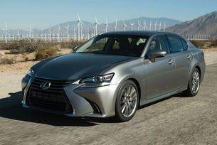 Промененият Lexus GS: Нов двигател, различна визия