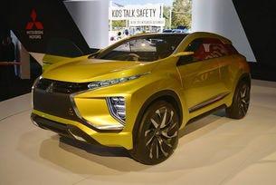 Mitsubishi представи конкурент на Nissan Juke