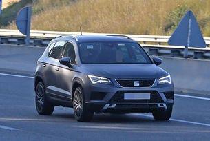 Seat Ateca Cupra: Компактен SUV с 290 к.с.