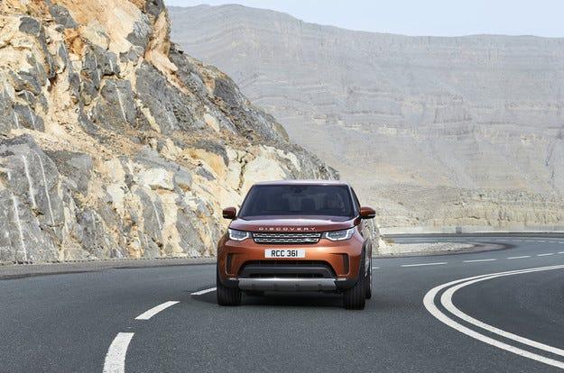 Jaguar Land Rover ще сглобява новия Discovery в два завода
