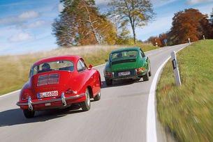 Porsche 356 или 911? Труден въпрос