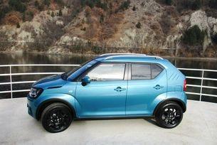 Новото поколение на Suzuki Ignis дебютира у нас около месец преди официалното си представяне на основните европейски пазари.
