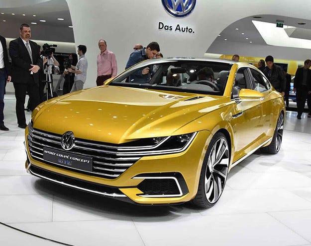 VW почна тестове на Arteon, Tiguan Allspace и up! GTI