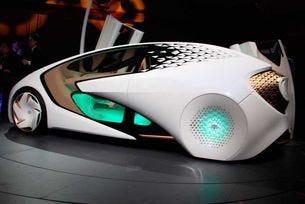 Toyota разработи автомобил с изкуствен интелект