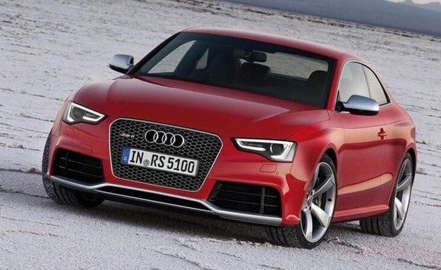 Новите Audi RS4 Avant и RS5 с мотор от Porsche Panamera