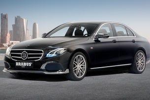 Ателието Brabus доработи новата Mercedes E-класа