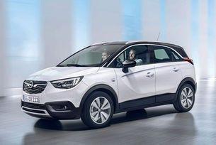 Представиха стилния градски Opel Crossland X
