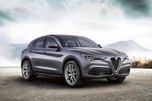 Пуснаха Alfa Romeo Stelvio с базов мотор без бодикит