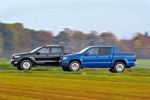Ford Ranger 3.2 TDCI и VW Amarok 3.0 TDI: Пикапи за Европа