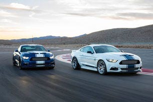 Ford Mustang Shelby GT500 идва с над 800 к.с.
