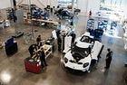 Новият Ford GT ще получи двигател с 655 к.с.