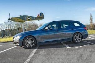 BMW 320d Touring: съвършен за всеки ден и за дълъг път