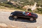 Eagle Spyder GT: Кабриолетът E-Type като туристически