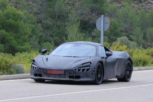 Наследникът на McLaren 650S дебютира в Женева