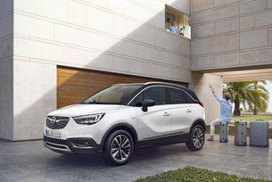 Opel Crossland X идва с оригинална премиера