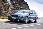 BMW разсекретн новото комби Серия  5