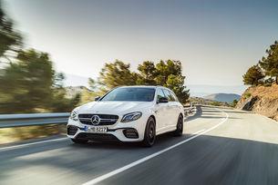 Mercedes представи най-бързото комби в света